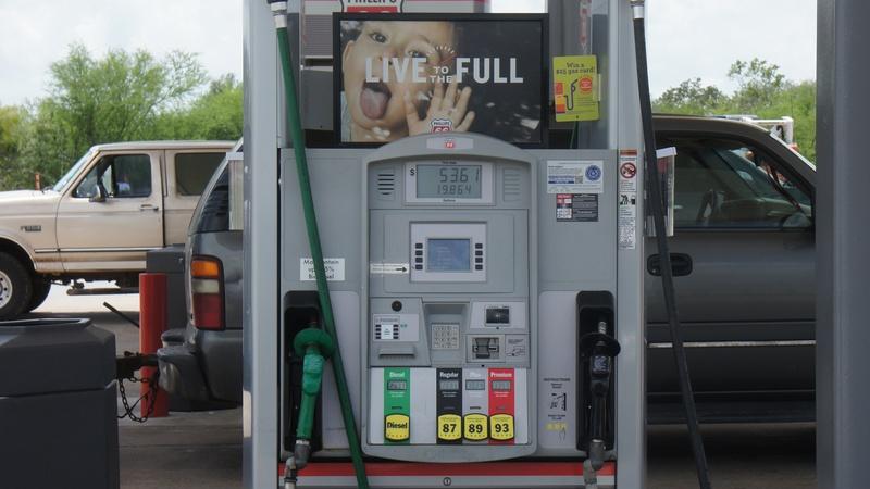 New Fuel Pumps