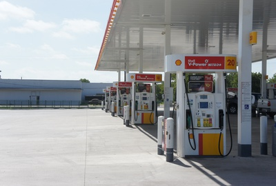 Project: Cuero's Texan #5, The Texan # 5 Dispenser